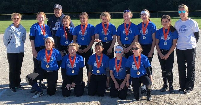 13u 2nd Place at Pumpkin Smash
