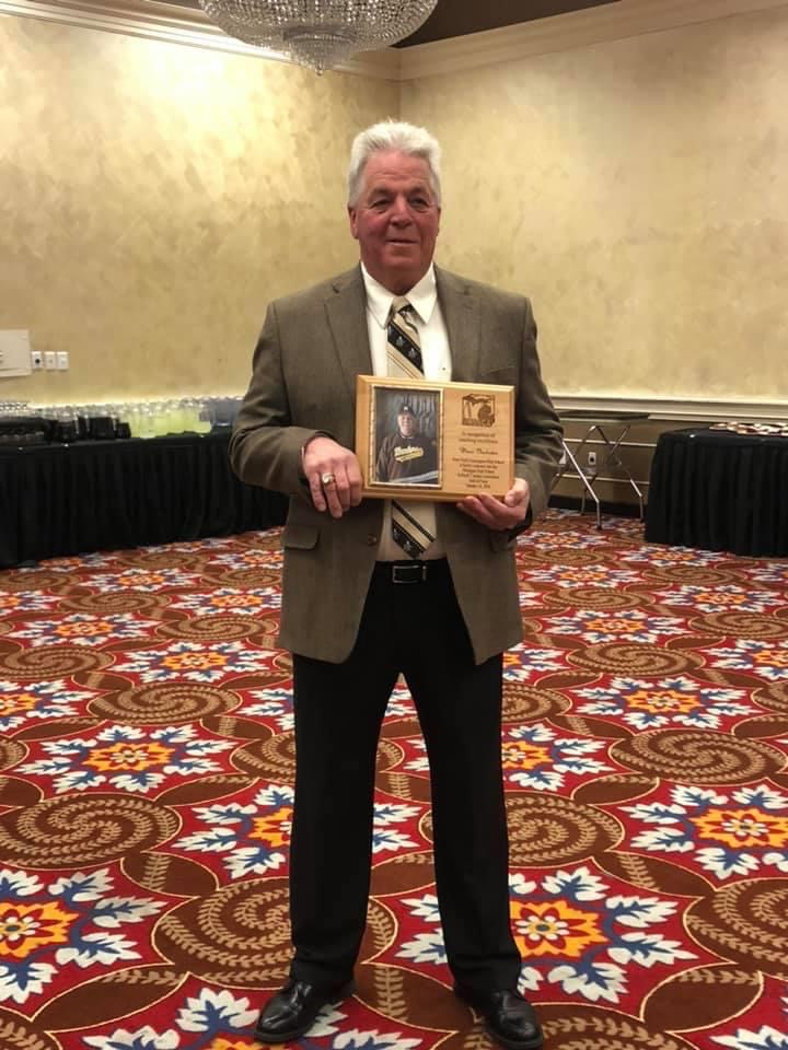 Dave Brubaker - Michigan HS Coaches Hall of Fame