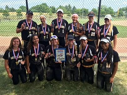 Michigan Generals - Tournament Winners